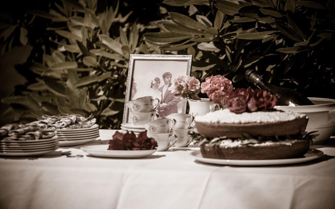 Fiesta de Aniversario de Antonio & Manuela